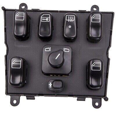 Fensterheber Schaltelement für Mercedes-Benz W163 ML320 ML430 A1638206610 DE