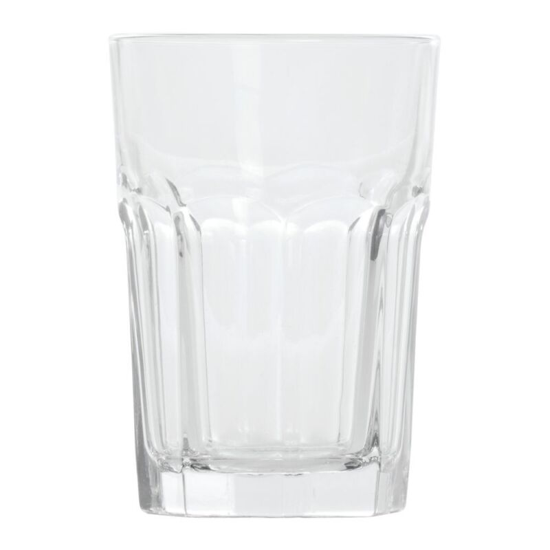 Libbey Gibraltar Beverage Glass, Duratuff, 12 oz. (Pack of 36) (15238)