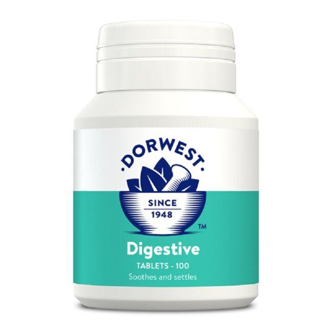 Dorwest Digestive Supplement Tablets x 100, fast dispatch
