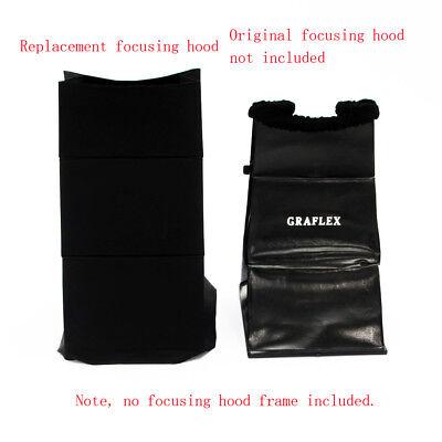 Replacement Focusing Viewing Hood For Graflex RB Series B Super D 4x5 Camera