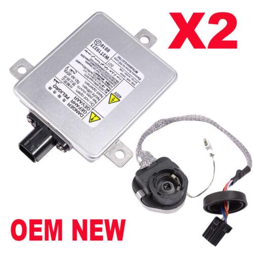 2X Xenon Ballast&Igniter Headlight Unit For 2006 -2012