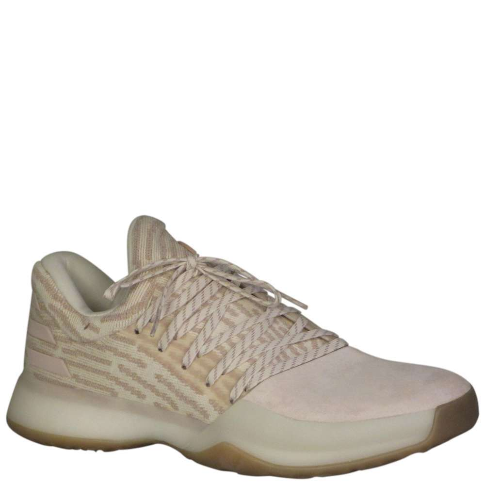 Adidas Harden Vol 1 Pk Men's [ Off-White ] Basketball - MAP9840