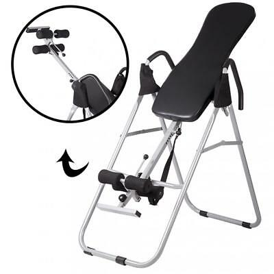Adjustable Folding Inversion Table Inversion Machine With Comfort Backrest 646