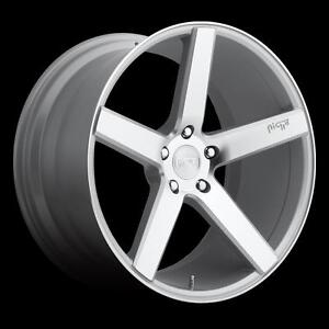 "NEW 19"" NICHE MILAN M135 RIM & TIRE PACKAGES --- WWW.TIRERIMSHOP.COM"