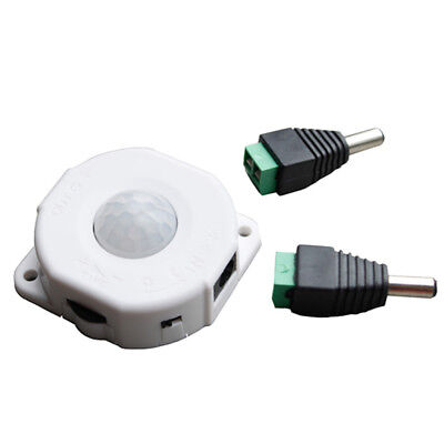 DC5-30V 6A Infrared PIR Infrared Motion Sensor Detector Switch for LED Strip