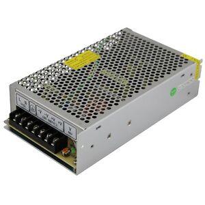 24 volt DC power supply enclosed switch mode 24V 6.5A 150W