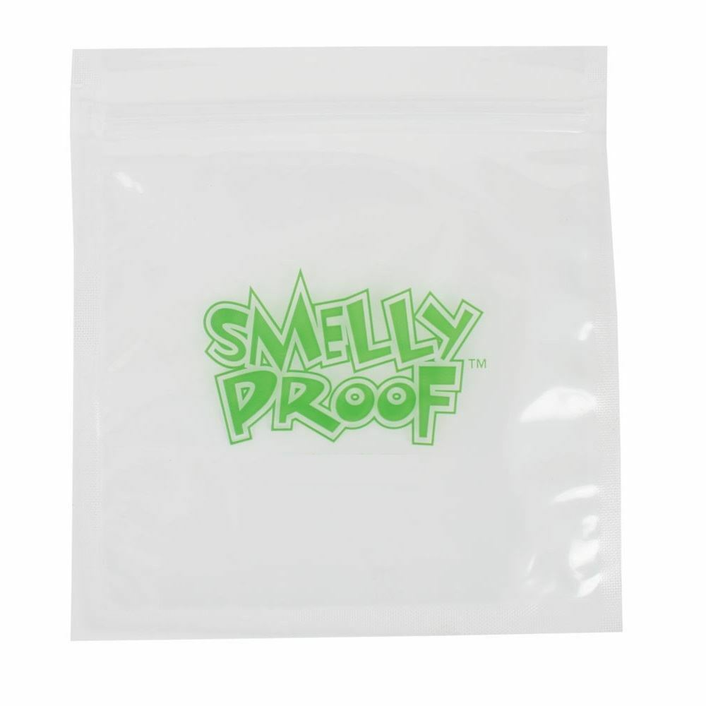 5 x 9 White 5,1/x 8,9/cm Weed Baggies Resealable grip Seal Bags 5/x 9/cm
