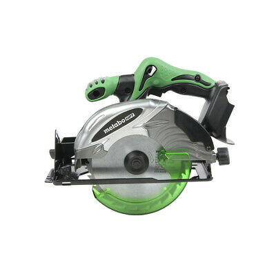 Metabo HPT C18DSLP4 18V Li-Ion Circular Saw w/ Electric Brake (Tool Only) New Metabo Circular Saw