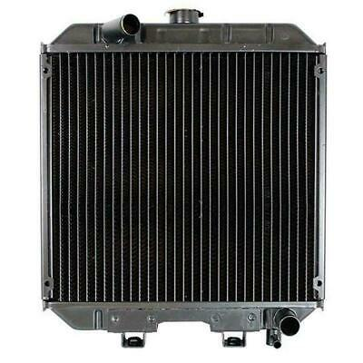 New R7658 Radiator Fits Case-ih