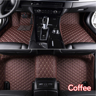 For BMW 5 Series F10 E60 2008 2018 Car Floor Mats Waterproof pad Car Carpet