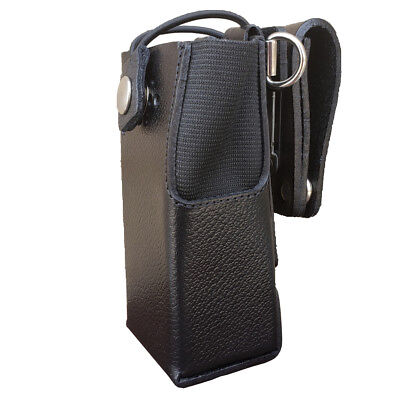 Case Guys Mr8550-3bwd Hard Leather Holster For Motorola Xpr 7350e Radios