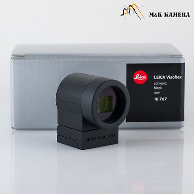 brand new leica visoflex typ 020 electronic viewfinder gps