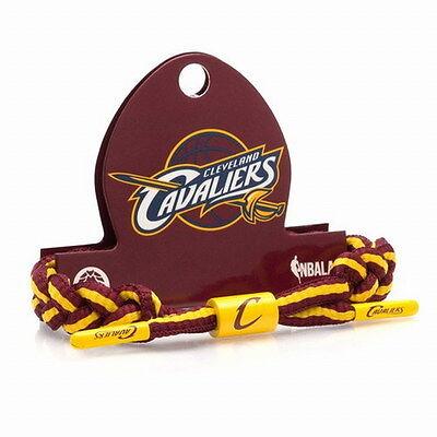 New Rastaclat NBA Cleveland CAVALIERS Basketball Shoelace Bracelet RC001CLC