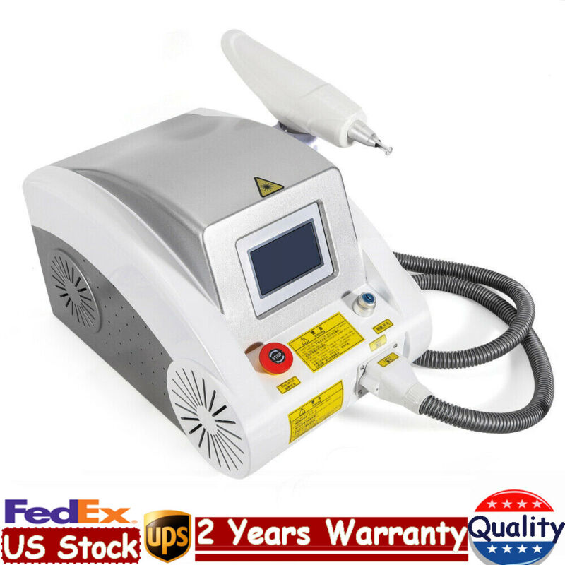 Laser Tattoo Removal ND YAG Laser Eyebrow Pigment Removal Skin Beauty Cleaning