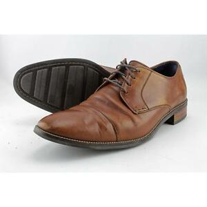 8994aa641acd Cole Haan Men s Lenox Hill Cap Toe Oxford British Tan Shoes - C11632 ...