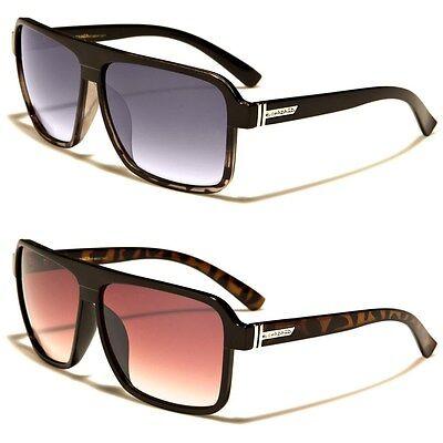 Retro Square Flat Top Sports Aviator Block Mens (Top Sports Sunglasses)
