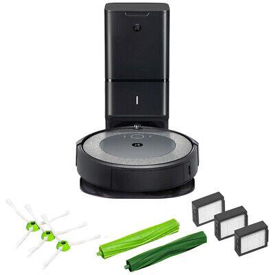 iRobot Roomba i3+ Wi-Fi Robot Vacuum w/ Automatic Dirt Disposal Replenishment Bu