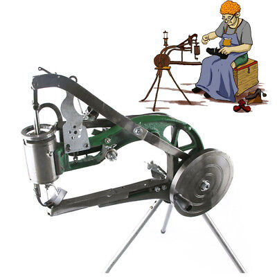 Manual Industrial Shoe Making Sewing Machine Equipment Shoes Repairs Sewing Us