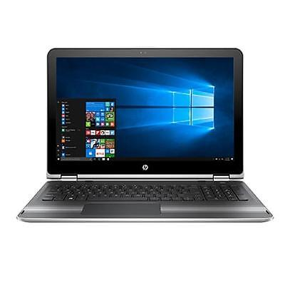 "New HP X360 15.6"" FHD Touchscreen 2-in-1 laptop i5-7200U 8GB RAM 1TB HDD Win10"