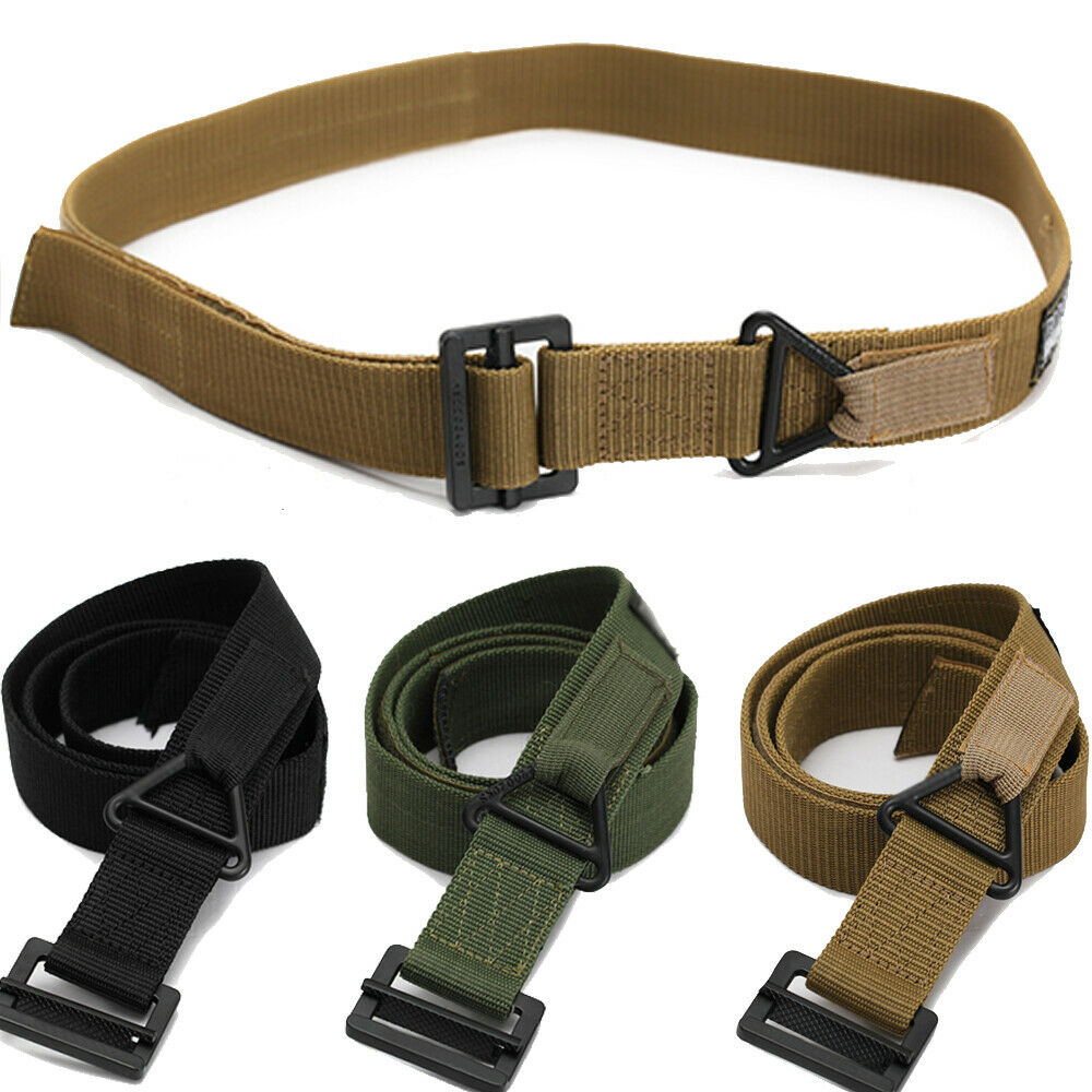 Outdoor Military Army Belt Adjustable Molle Combat Waistband Men Belt Hunting US Hunting