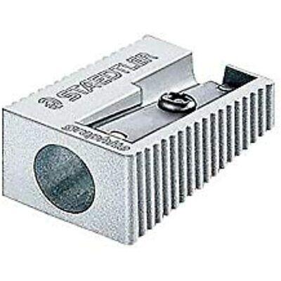 STD51010BK4 - Handheld Metal Manual Pencil Sharpener Office -