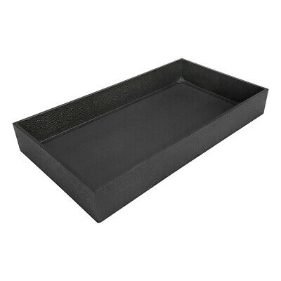 14-34 X 8-12 Jewelry Plastic Tray Display 2 Deep Showcase Box Collector