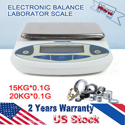 Analytical Electronic Balance Lab Digital Balance Scale High Precision 1520kg