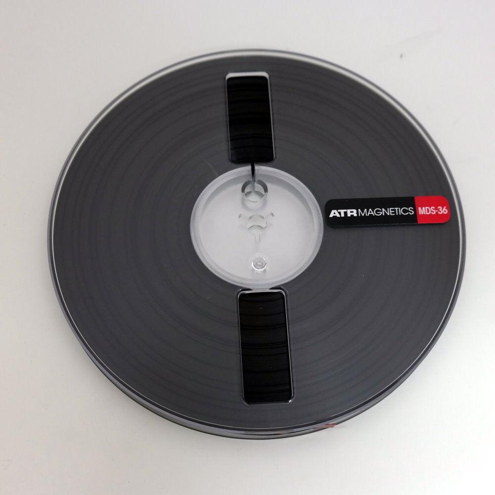 как выглядит Музыкальная запись  7 inch Reel Tape, 1/4 Inch 1 Mil, 1800 фото