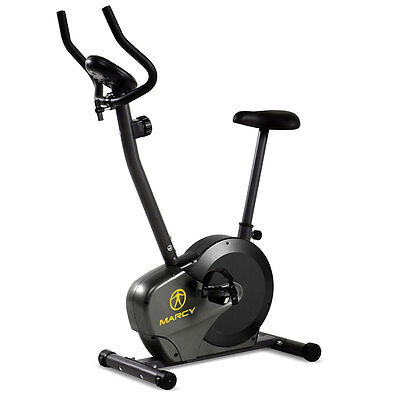Upright Magnetic Bike | Marcy NS-714U Best Home Cardio Exercise Workout