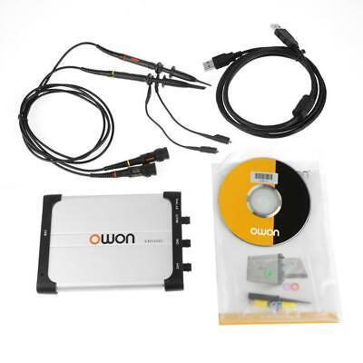 Owon Vds1022 25mhz 100msas Sample Rate 2 4 Ch Digital Isolation Oscilloscope