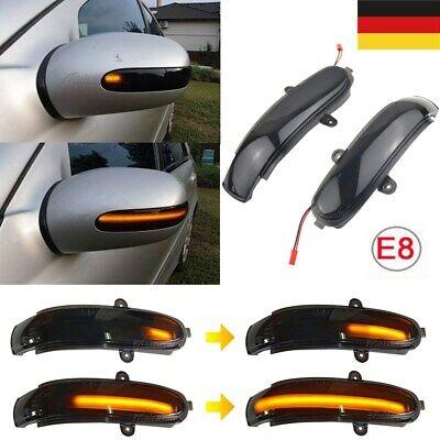 Dynamische Spiegelblinker Aussenspiegel Blinker Für Mercedes-Benz C-Klasse W203