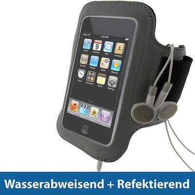Silber Sport Armband für iPod Touch 2G 3G 4G 2/3/4te Gen Jogging Fitness Tasche Ipod 4g Armband