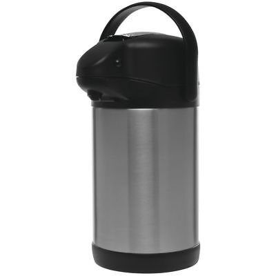 Hubert Airpot Thermal Coffee Server With Stainless Steel Liner 2.5l - 8 34l X