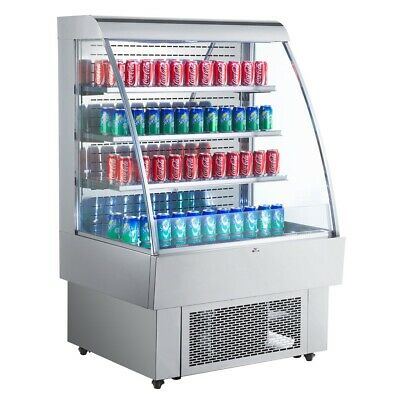 Marchia Mds380 40 Open Refrigerated Merchandiser Grab And Go Display Case