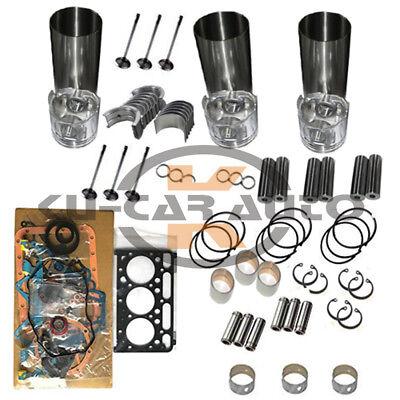Rebuild Kit For Kubota D1105 Engine Zd28 D1105-ka Hitachi Ex15-2 Mini Excavator
