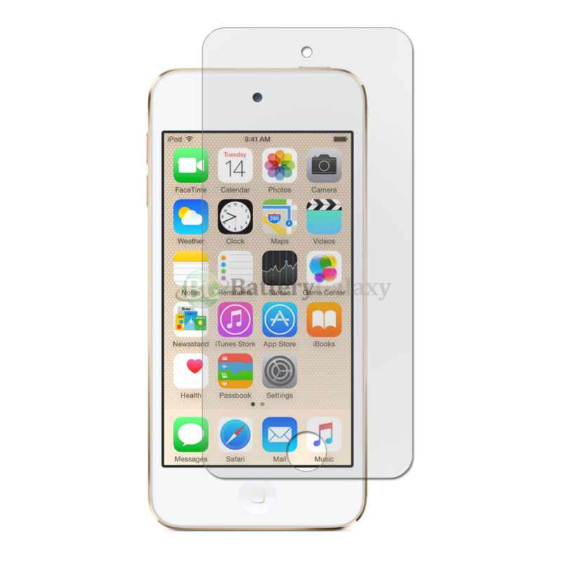 100X Anti-Scratch LCD Ultra Clear HD Screen Protector for Apple iPod Touch 6 6th