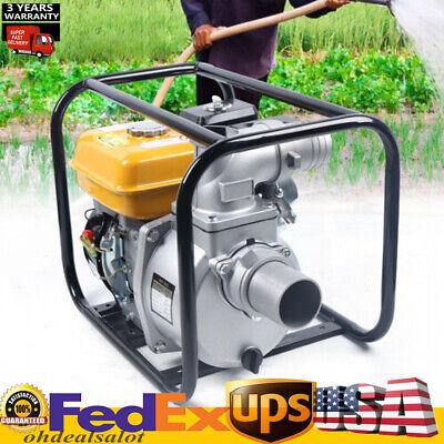 3inch Water Semi Trash Pump High Pressure For Garden Irrigation Drainage Device