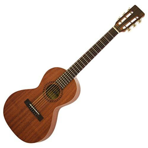 ARIA mini acoustic guitar ASA-18 N with case