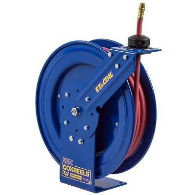 Coxreels Ez-p-lp-325 38-inch X 25-foot Airwater Spring Rewind Hose Reel