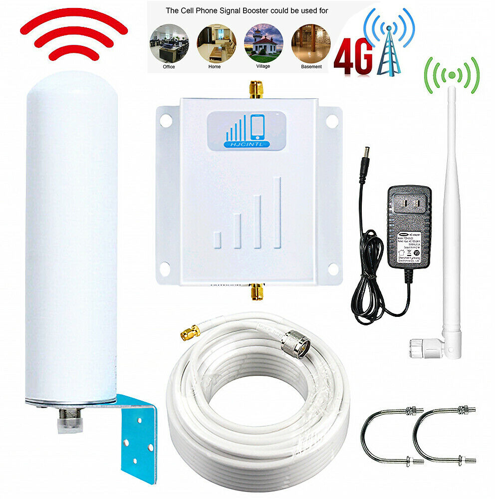 Verizon Mobile Cell Phone Signal Amplifier Booster Home 4G L