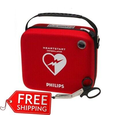 Philips Heartstart Home And Onsite Aed Defibrillator Standard Carry Case