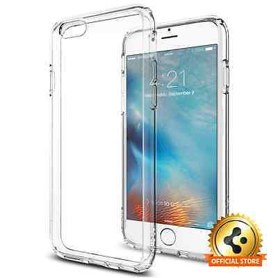 Spigen® Apple iPhone 6S Plus 6 Plus Ultra Hybrid Shockproof Clear TPU Case