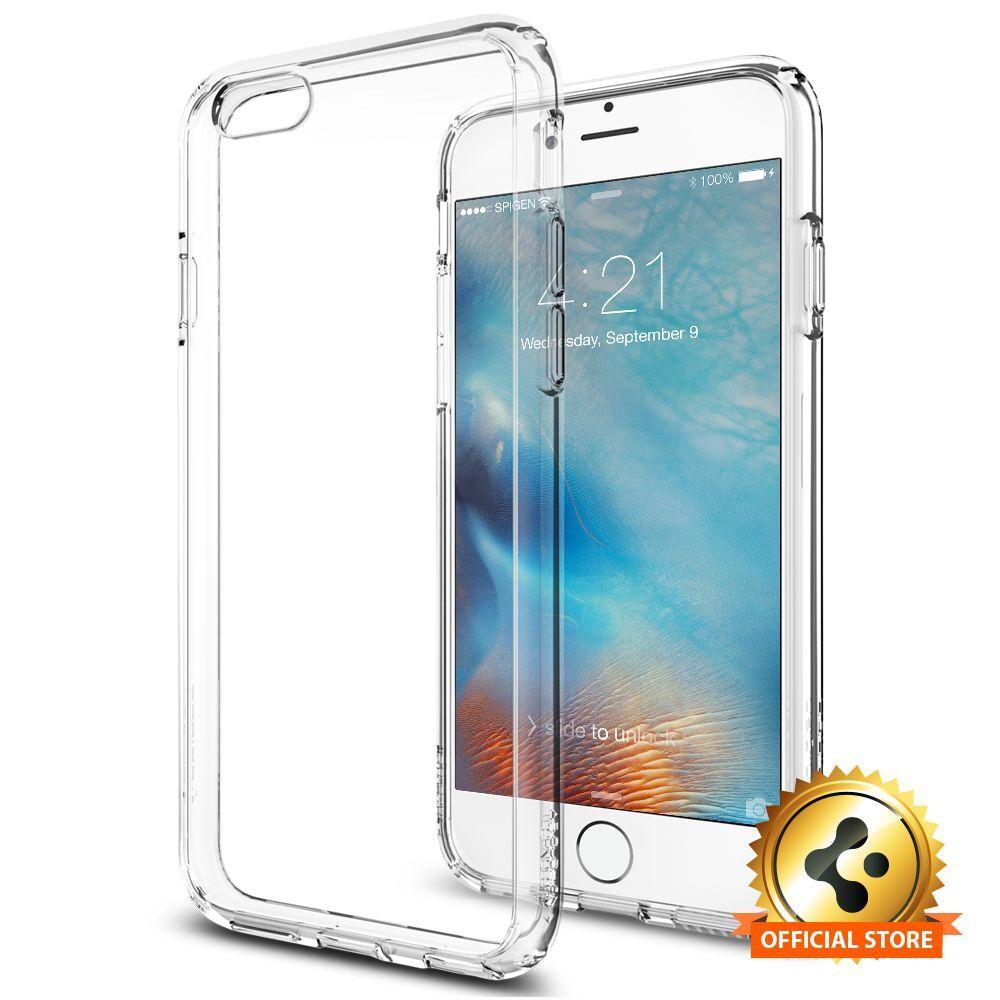 Spigen® Apple iPhone 6S Plus / 6 Plus  Shockproof Clear TPU