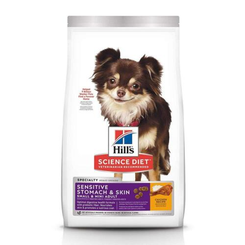 Hill's Science Diet Dry Dog Food Adult Small & Mini Breeds S