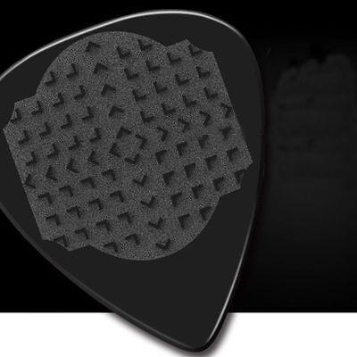 Hot Sale 0.6mm For Black Non-slip Plectrums Hot Acoustic Picks Electric Guitar