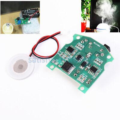 20mm 113khz Ultrasonic Mist Maker Atomizing Fogger Ceramic Humidifier With Pcb F