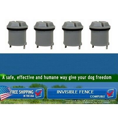 - Replacement Battery for invisible Fence Dog Collar R21/R22/R51/Microlite x 4 pcs