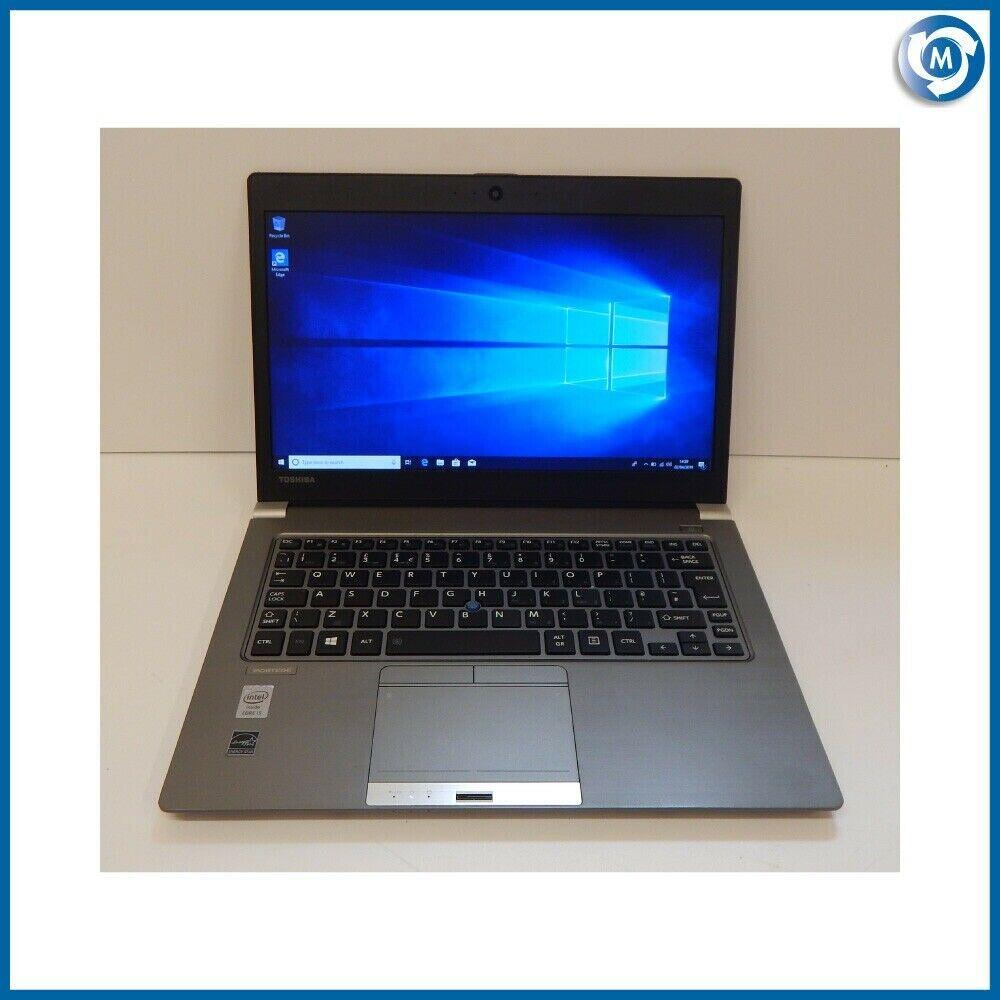 Toshiba Portege Z30 Laptop i5 4200U 4th Gen 4GB RAM 120GB SSD Windows 10  Pro #2   in Blackpool, Lancashire   Gumtree