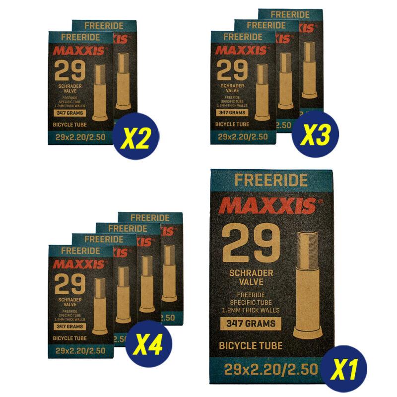 Maxxis Bike Tube Freeride Tube SV//AV 29 x 2.2  // 2.5