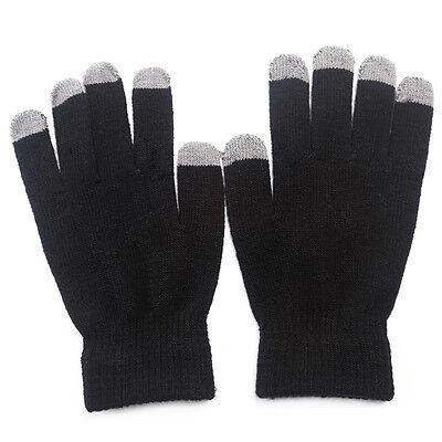 Touchscreen Handschuhe Winterhandschuhe für Handy Tablet Pad Warme Fäustlinge